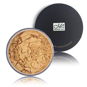 Menow perfecting loose powder, løs pudder fra N/A fra fashiongirl