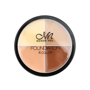 Image of   MeNow Pro Foundation 4 Color