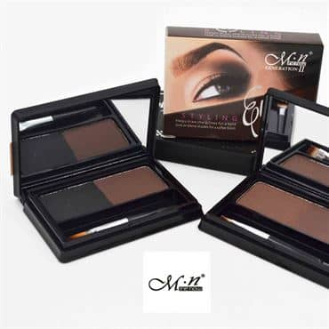 N/A Menow eye brow powder kit på fashiongirl