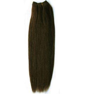 Trense 60 cm mørkebrun 2# fra N/A fra fashiongirl