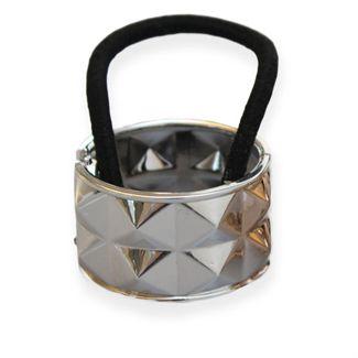 Haircuff - ponytail holder cleopatra style guld eller sølv fra N/A fra fashiongirl