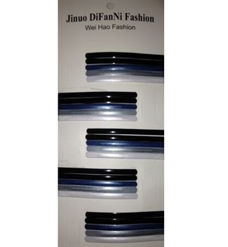 Hårnåle classic dark color 25 stk fra N/A fra fashiongirl