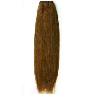 Trense 50 cm rødbrun 30# fra N/A fra fashiongirl