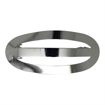 N/A – Soho® metal hårspænde -sølv fra fashiongirl