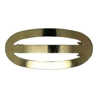 N/A Soho® metal hårspænde -guld på fashiongirl