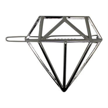 Soho® 3d tower - sølv fra N/A på fashiongirl