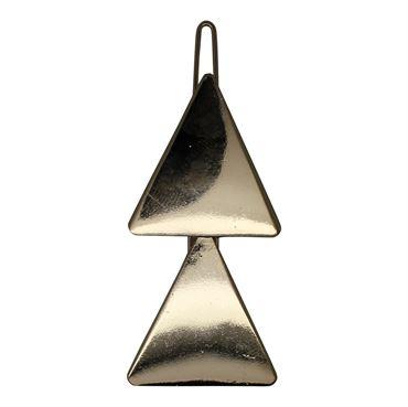 N/A Soho® tree metalspænde -guld fra fashiongirl