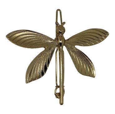 SOHO® Butterfly Metal Spænde -Guld