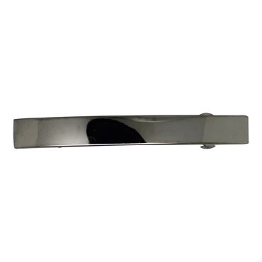 N/A Soho® classic metal hårspænde - sølv fra fashiongirl