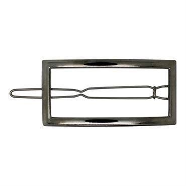 SOHO® Frame Metal Hårspænde - Sølv
