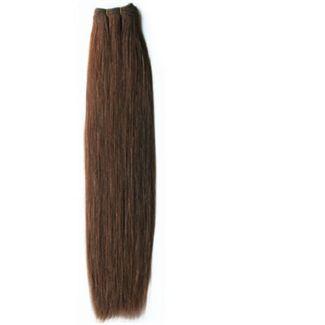 Trense 50 cm lysbrun 6# fra N/A fra fashiongirl