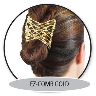 Ez combs guld fra N/A på fashiongirl