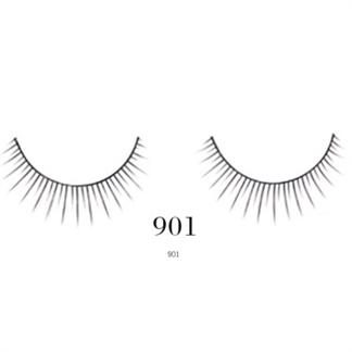 N/A – Eyelash extensions no. 901 fra fashiongirl