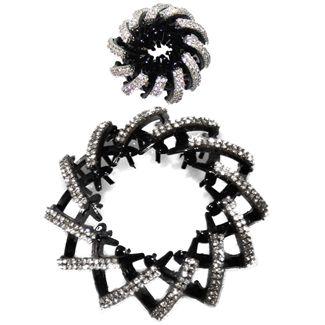 N/A – Hestehale spiral - sølv på fashiongirl