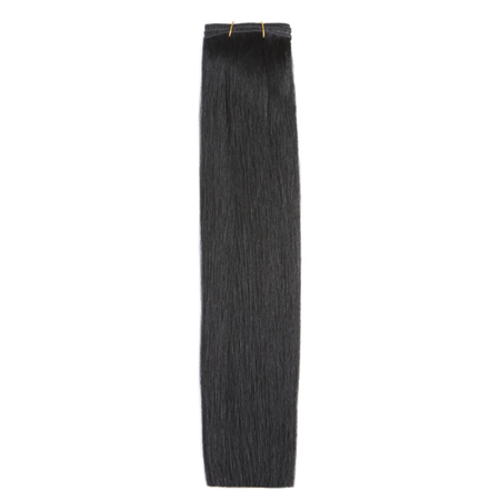 Image of   Trense Weft hair extensions 50 cm sort 1#