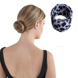 Hair agami single hvid leopard fra N/A på fashiongirl