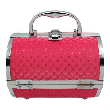 AVERY® Smykkeskrin i aluminium, pink