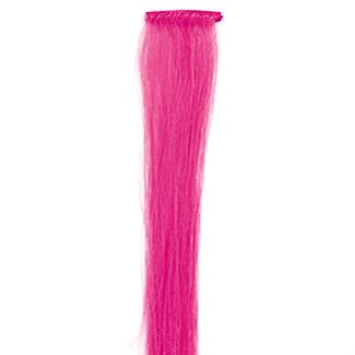 N/A – Pink, 50 cm - crazy color clip on på fashiongirl