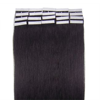 50 cm tape on naturlig sort 1b# fra N/A fra fashiongirl