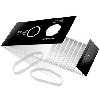 Image of   The-O hårelastik 10 stk fl. farver