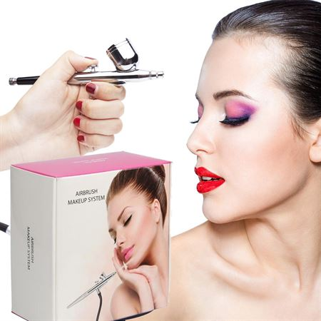 Image of   Airbrush Makeup startsæt / kit