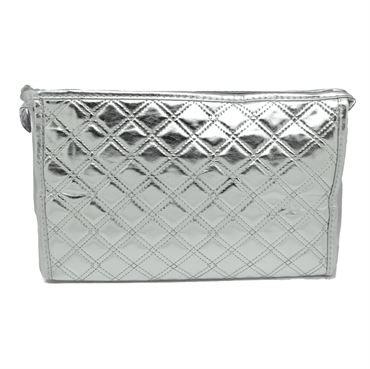 N/A Avery® nyc toilettaske, sølv fra fashiongirl