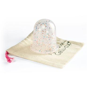 N/A – Cellu-cup® cellulite sugekop, glitter - mod appelsinhud fra fashiongirl