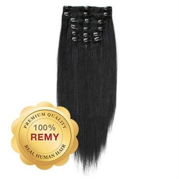 Clip On Extensions - 40 cm #1 Sort