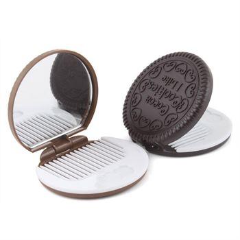Makeup spejl i cookie design fra N/A på fashiongirl
