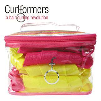 Curlformers styling kit long & extra wide - til langt hår fra N/A på fashiongirl