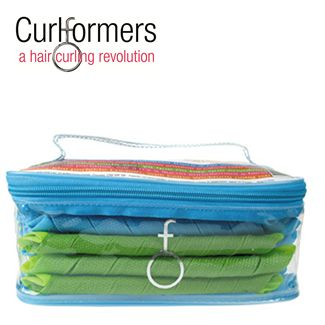 Curlformers styling kit - long-narrow - til mellemlangt hår fra N/A på fashiongirl