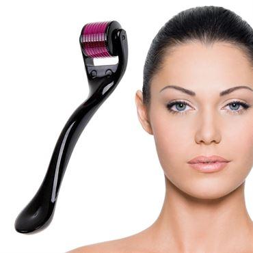 Dermaroller 540 nåle med titanium nåle 0,5mm  til ansigtet fra N/A på fashiongirl