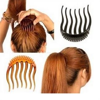 N/A – Dish hårkam - flere farver på fashiongirl