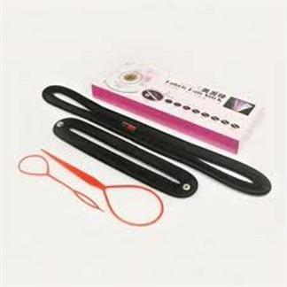N/A – Fabric hair sticks sort - til opsatte frisurer fra fashiongirl