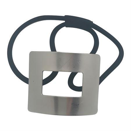 Image of   SOHO Hårelastik Frame Silver