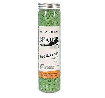 Pearl Wax Voksperler megapack 400g, Aloe Grøn Te