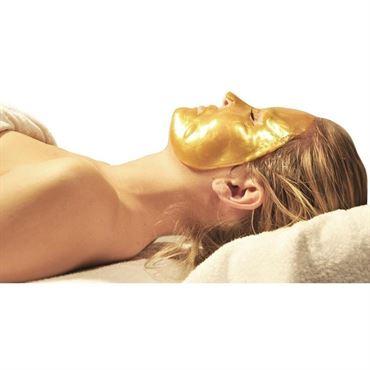 Image of   Guld Ansigtsmaske - Gold Bio-Collagen Facial Mask