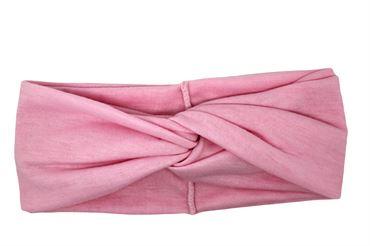 N/A – Soho® turban hårbånd, rosa fra fashiongirl