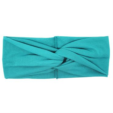 Soho® turban hårbånd, turkis fra N/A fra fashiongirl