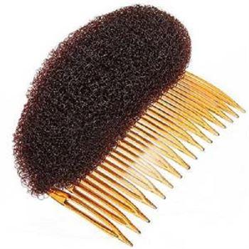 Hair shaper - volume lift spænde brun fra N/A fra fashiongirl