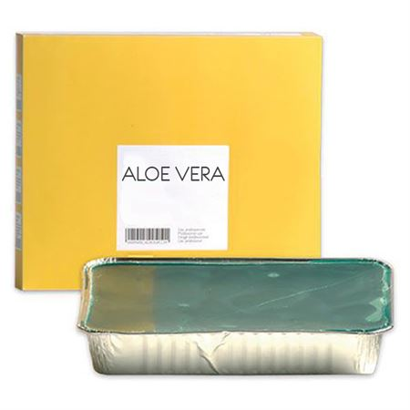 Image of   Hot wax til hårfjerning, Aloe Vera, 500 g