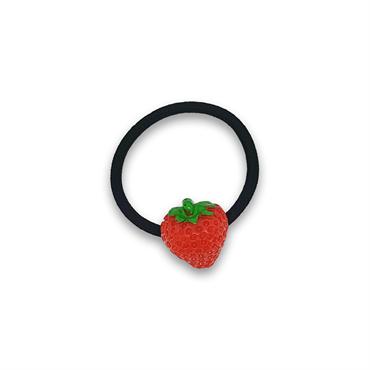 N/A – Jordbær hårelastik fra fashiongirl