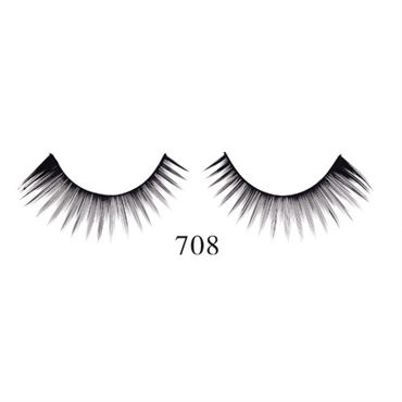 N/A Eyelash extensions no. 708 fra fashiongirl