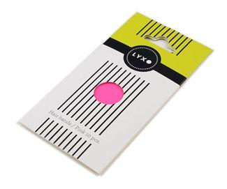 Lyxo sport hår elastikker color box pink 10 stk fra N/A på fashiongirl