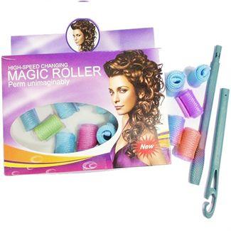 Magic Hair rollers - Smukke naturlige krøller