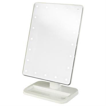 N/A – Uniq hollywood classic 21 led spejl hvid fra fashiongirl