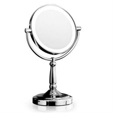 Makeup spejl med lys, medium fra uniq® fra N/A fra fashiongirl