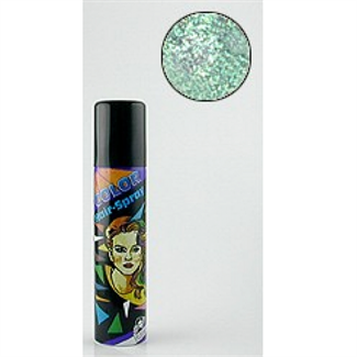Crazy color hair spray - multi glitter fra N/A fra fashiongirl