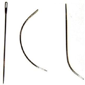N/A Nåle kit til hair extensions fra fashiongirl