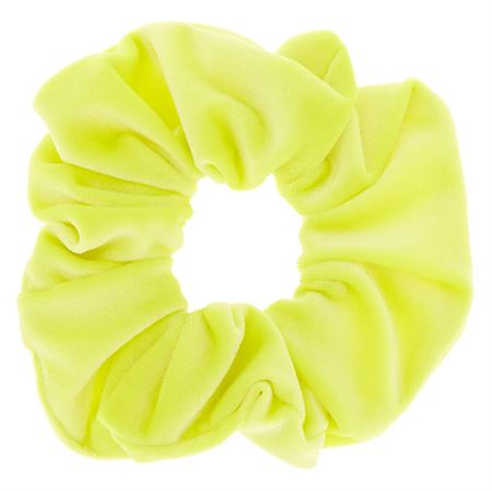 Image of   Neon Scrunchie - Neon Gul